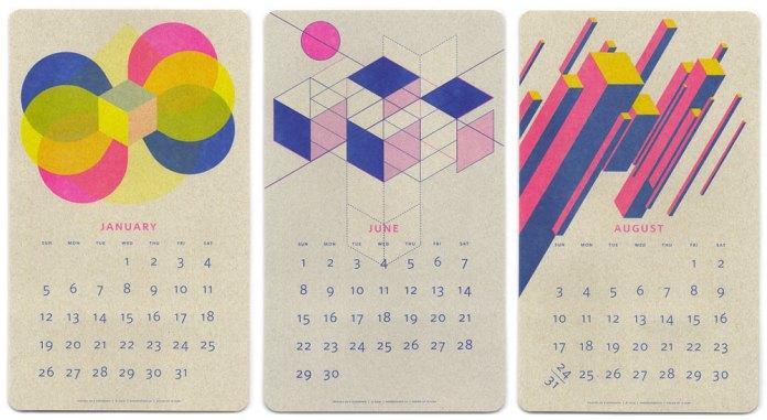 Paper Pusher Calendar